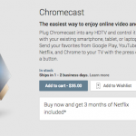 Google Chromecast Major Announcement!