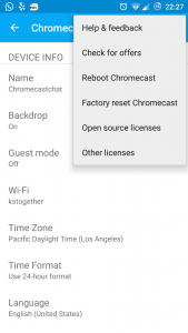 chromecast free offer