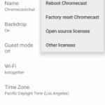Chromecast free rental giveaway