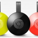 Google Launches new Chromecast and Chromecast Audio