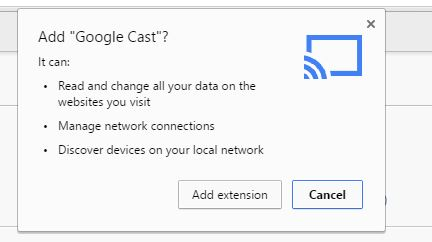 chromecast extension 4