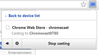How to add Chromecast Extension on your Chrome Browser