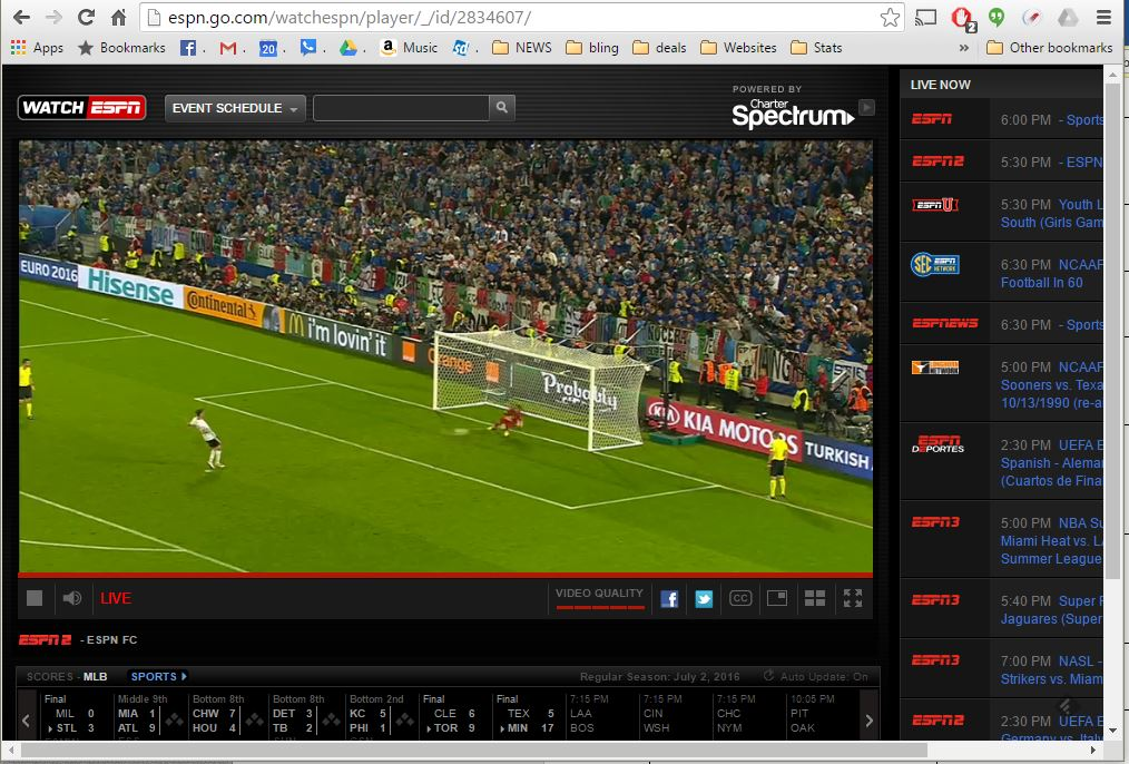 watchespn eurocup