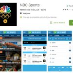 Chromecast the Rio Olympics using the NBC Sports App