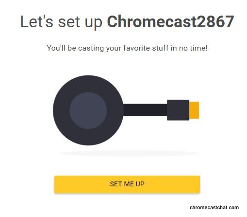 Setup Chromecast on your Windows 10 or Mac - Google Cast Chat